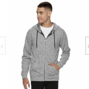 Levi's Hoodie Men's Gray Size L or XL $65 New